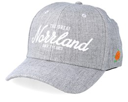 Great Norrland Grey Flexfit - Sqrtn