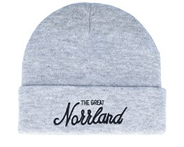 Great Norrland Heather Grey Cuff - SQRTN