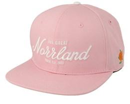 Great Norrland Pink Snapback - Sqrtn