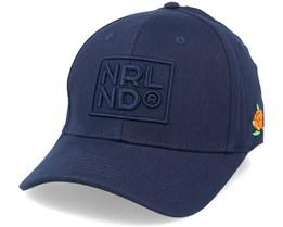 NRLND 120 Cap Navy Adjustable - SQRTN