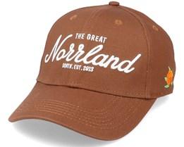 Great Norrland Hooked Brown Adjustable - SQRTN