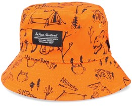 Into Orange Bucket - SQRTN
