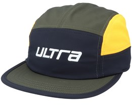 Green/Black/Yellow 5-Panel - Ultra