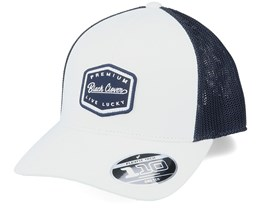 Guardian White/Navy Trucker - Black Clover
