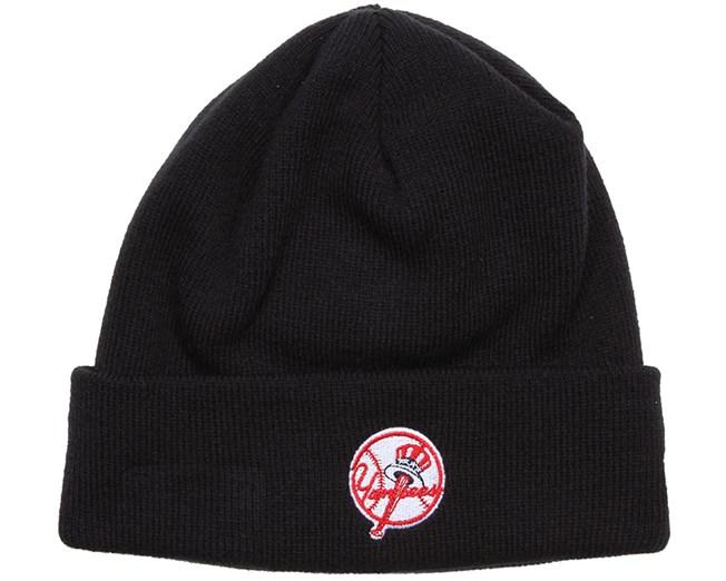 62016204e NY Yankees Vintage Basic Navy Beanie - New Era beanies ...