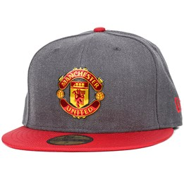 0a2524a7e088e Manchester United Stone 9Fifty Beige Snapback - New Era - Start Boné ...