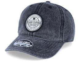 Stonewashed 2 Black Denim Adjustable - Black Clover