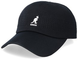 Tropic Ventair Spacecap Black Flexfit - Kangol