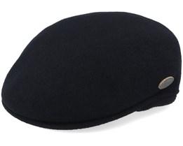 Wool 504 Black Ear Flap - Kangol