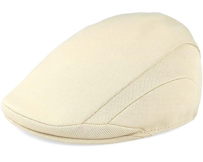 Tropic 507 Beige Flat Cap - Kangol caps  ab57ef2017a