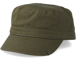 Cotton Adjustable Olive Army - Kangol