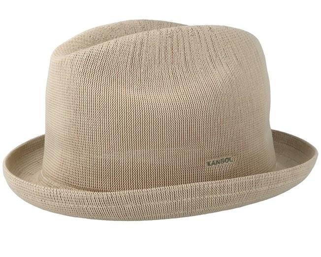 16c0c0d08f27e Tropic Player Beige Fedora - Kangol hats - Hatstorecanada.com