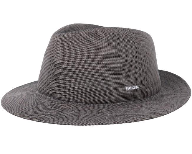 ffcb5fda790 Baron Charcoal Trilby - Kangol hats - Hatstorecanada.com
