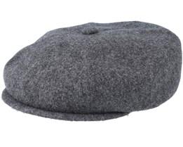 Wool Hawker Flanel Grey - Kangol