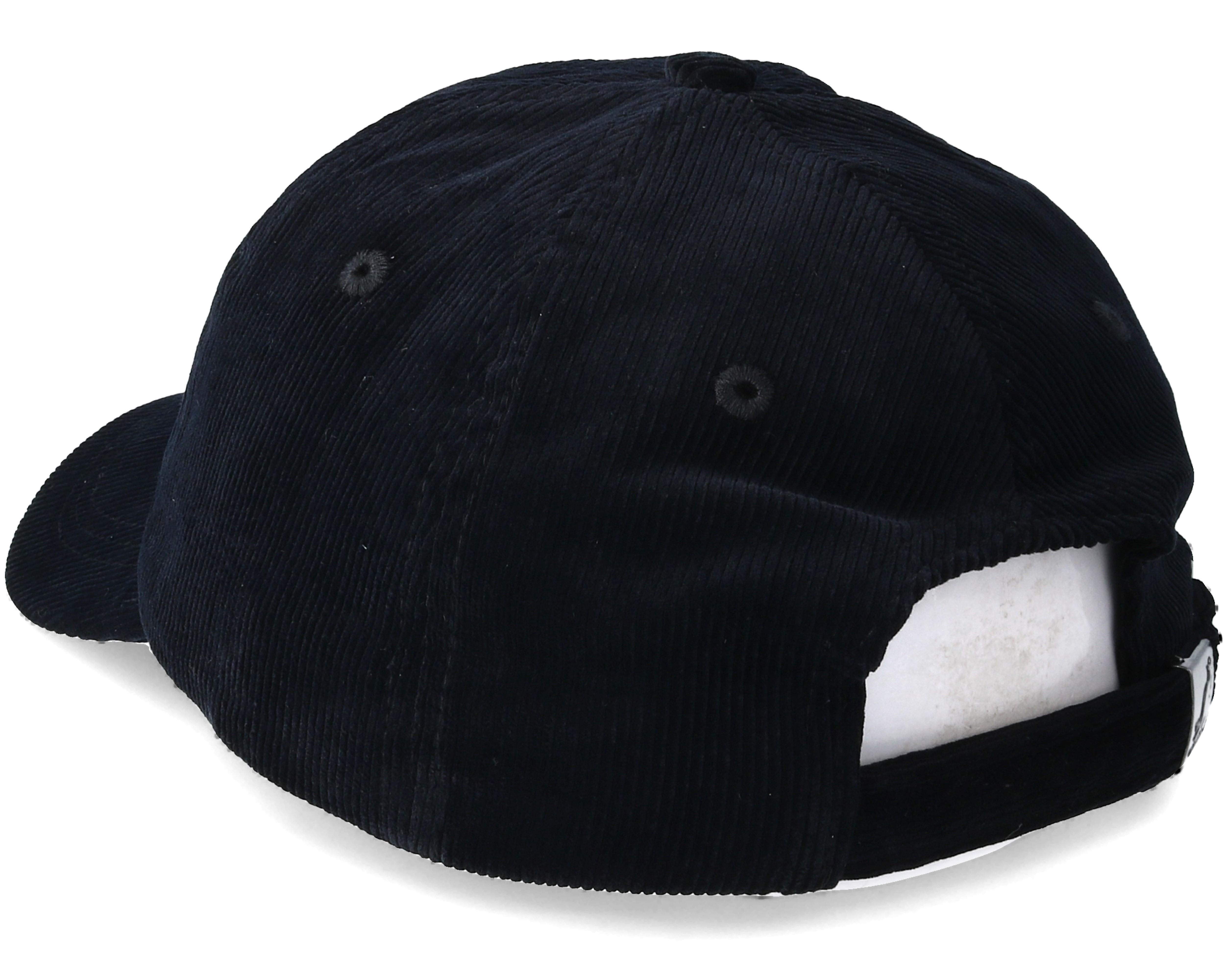 Oakley Det Cord >> Cord Baseball Black adjustable - Kangol cap - Hatstore.de