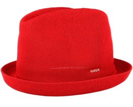 Tropic Player Scarlet Fedora - Kangol