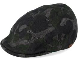 Pattern Flexfit Prince Camo Flat Cap - Kangol