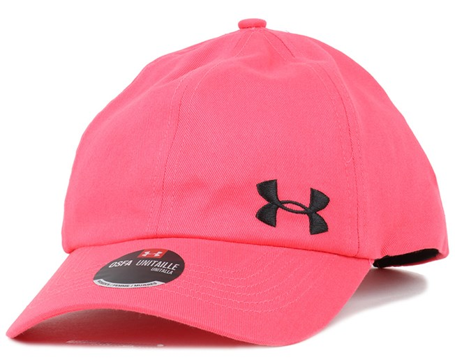 Under Armour - Solid Harmony Red Woman Adjustable