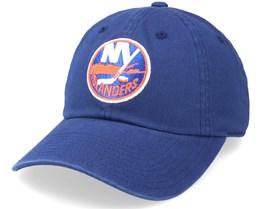New York Islanders Blue Line Royal Dad Cap - American Needle
