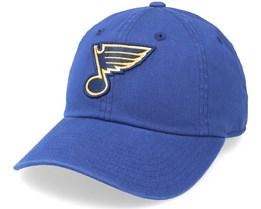St. Louis Blues Blue Line Royal Dad Cap - American Needle