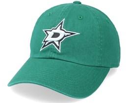 Dallas Stars Blue Line Greenwich Green Dad Cap - American Needle