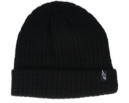 Receiving Black Beanie - Alpinestars