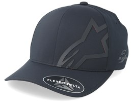 Corp Shift Delta Black Flexfit - Alpinestars