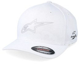 Ageless Jack Tech White Flexfit - Alpinestars
