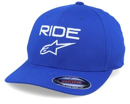Ride 2.0 Royal Blue/White Flexfit - Alpinestars