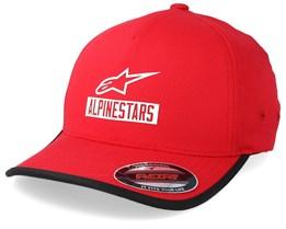 Preseason Red Flexfit - Alpinestars