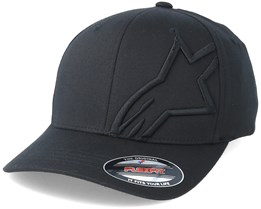 Corp Shift 2 Flexfit Black/Black - Alpinestars