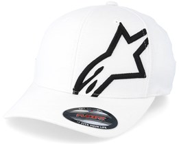 Corp Shift 2 White Flexfit - Alpinestars