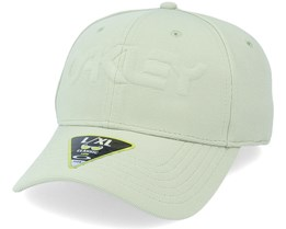 6-Panel Stretch  Embossed Uniform Green Flexfit - Oakley