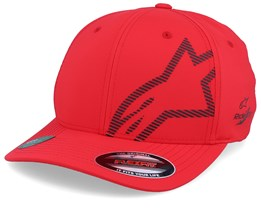 Corp Shift WP Tech Red/Black Flexfit - Alpinestars