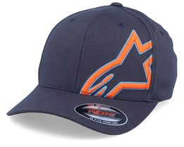 Corp Charcoal/Orange/Blue Flexfit - Alpinestars