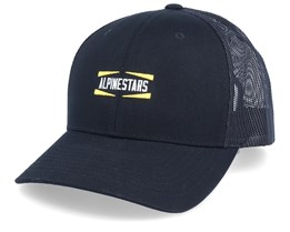 Considered Black/Black Trucker - Alpinestars