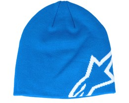 Corp  Beanie Blue Beanie - Alpinestars