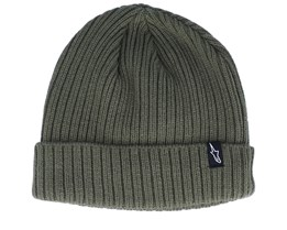 Receiving Military Green Beanie - Alpinestars