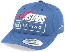 Formula Hat Navy Adjustable - Alpinestars