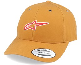 Ageless Base Hat Khaki Adjustable - Alpinestars