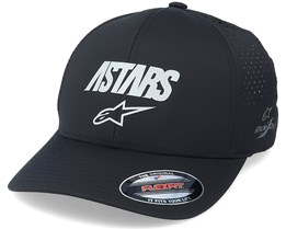 Angle Lazer Tech Black Flexfit - Alpinestars