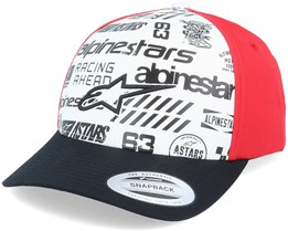Chaos White Adjustable - Alpinestars