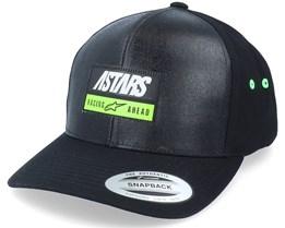 Data Hat Black Adjustable - Alpinestars