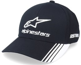 Agx Hat Black Adjustable - Alpinestars