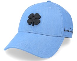 Classic Luck 3 Blue/Black Adjustable - Black Clover