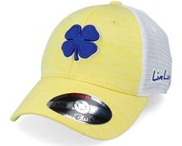 Perfect Luck 2 Yellow/White Mesh/Royal Trucker - Black Clover