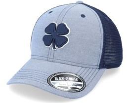 Sportster 1 Navy Hw Navy Mesh/Navy Trucker - Black Clover