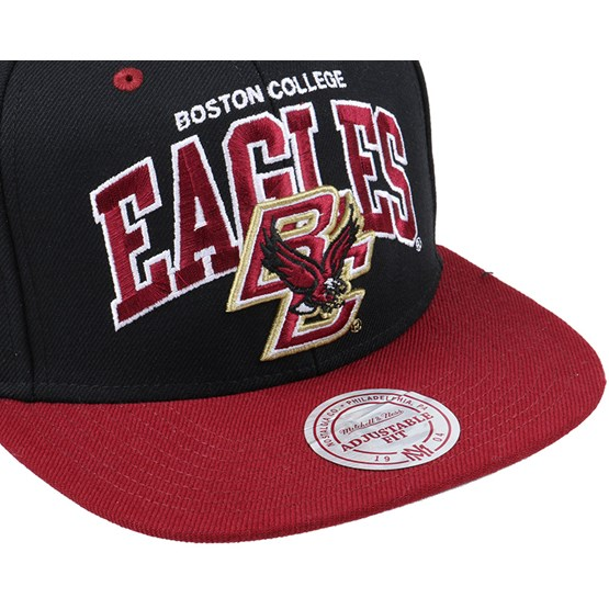the best attitude 4019f 72dbd ... germany boston college eagles team arch snapback mitchell ness caps  hatstoreworld c1fef a6612