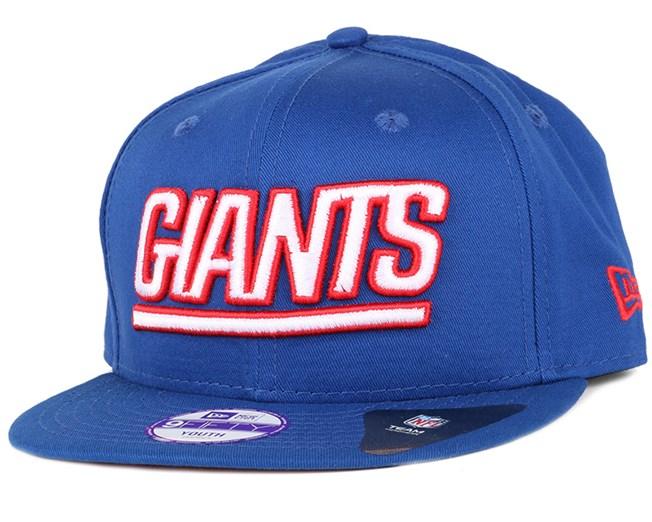 649a5431877 Kids NY Giants Team Pop Word 9Fifty Snapback - New Era caps ...