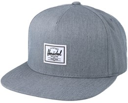Dean Heather Grey Snapback - Herschel